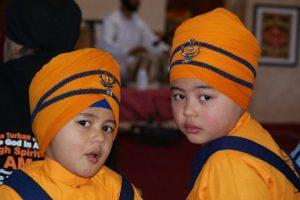 Sikh Kids